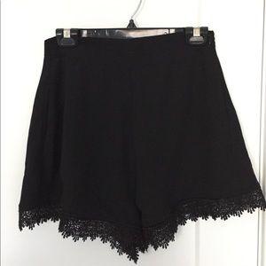 Nasty Gal shorts.